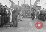 Image of American troops English Channel, 1944, second 32 stock footage video 65675051828