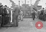 Image of American troops English Channel, 1944, second 36 stock footage video 65675051828