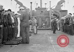 Image of American troops English Channel, 1944, second 37 stock footage video 65675051828