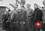 Image of American troops English Channel, 1944, second 49 stock footage video 65675051828