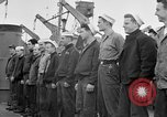 Image of American troops English Channel, 1944, second 50 stock footage video 65675051828