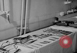 Image of medical equipment English Channel, 1944, second 30 stock footage video 65675051832