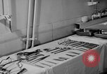 Image of medical equipment English Channel, 1944, second 31 stock footage video 65675051832