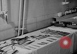 Image of medical equipment English Channel, 1944, second 33 stock footage video 65675051832