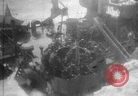 Image of US sailors Ponza Italy, 1944, second 42 stock footage video 65675051837