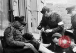 Image of British Medical corpsmen Italy, 1944, second 7 stock footage video 65675051838