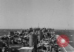 Image of LST underway in Mediterranean Sicily Italy, 1943, second 4 stock footage video 65675051855