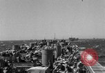 Image of LST underway in Mediterranean Sicily Italy, 1943, second 8 stock footage video 65675051855