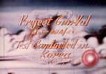 Image of F 86F aircraft Korea, 1953, second 10 stock footage video 65675051867