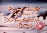 Image of F 86F aircraft Korea, 1953, second 11 stock footage video 65675051867
