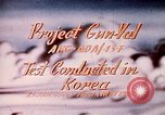 Image of F 86F aircraft Korea, 1953, second 14 stock footage video 65675051867