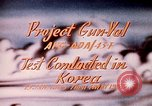 Image of F 86F aircraft Korea, 1953, second 15 stock footage video 65675051867