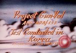 Image of F 86F aircraft Korea, 1953, second 17 stock footage video 65675051867