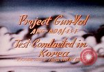 Image of F 86F aircraft Korea, 1953, second 19 stock footage video 65675051867