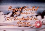 Image of F 86F aircraft Korea, 1953, second 21 stock footage video 65675051867
