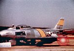 Image of F 86F aircraft Korea, 1953, second 36 stock footage video 65675051867