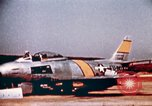Image of F 86F aircraft Korea, 1953, second 43 stock footage video 65675051867