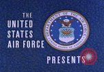 Image of USAF tactical air power United States USA, 1965, second 8 stock footage video 65675051876