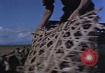 Image of C-123 aircraft Vietnam, 1965, second 45 stock footage video 65675051881