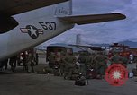 Image of C-123 aircraft Vietnam, 1965, second 52 stock footage video 65675051881