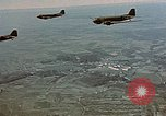 Image of aircraft C 47s Chartres France, 1945, second 41 stock footage video 65675051883
