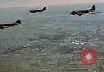 Image of aircraft C 47s Chartres France, 1945, second 42 stock footage video 65675051883