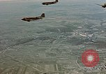 Image of aircraft C 47s Chartres France, 1945, second 45 stock footage video 65675051883