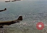 Image of aircraft C 47s Chartres France, 1945, second 48 stock footage video 65675051883