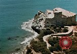 Image of Aerial views Corsica France, 1944, second 10 stock footage video 65675051887