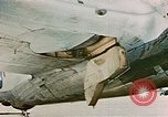 Image of aircraft P 47 Corsica France Alto Air Base, 1944, second 18 stock footage video 65675051889