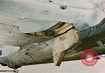 Image of aircraft P 47 Corsica France Alto Air Base, 1944, second 19 stock footage video 65675051889