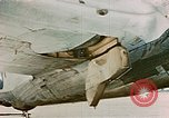 Image of aircraft P 47 Corsica France Alto Air Base, 1944, second 20 stock footage video 65675051889