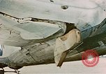 Image of aircraft P 47 Corsica France Alto Air Base, 1944, second 21 stock footage video 65675051889