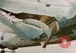 Image of aircraft P 47 Corsica France Alto Air Base, 1944, second 23 stock footage video 65675051889