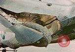 Image of aircraft P 47 Corsica France Alto Air Base, 1944, second 24 stock footage video 65675051889