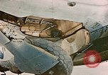 Image of aircraft P 47 Corsica France Alto Air Base, 1944, second 25 stock footage video 65675051889