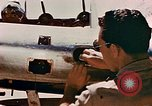 Image of aircraft P 47 Corsica France Alto Air Base, 1944, second 46 stock footage video 65675051889