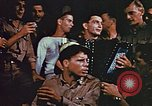 Image of 57th Fighter Group Officer's Club, Alto Airbase Corsica France, 1944, second 36 stock footage video 65675051890