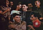 Image of 57th Fighter Group Officer's Club, Alto Airbase Corsica France, 1944, second 38 stock footage video 65675051890