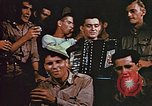 Image of 57th Fighter Group Officer's Club, Alto Airbase Corsica France, 1944, second 41 stock footage video 65675051890