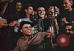 Image of 57th Fighter Group Officer's Club, Alto Airbase Corsica France, 1944, second 59 stock footage video 65675051890