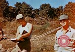 Image of Construction of Officer's Club at Alto Air Base Corsica France , 1944, second 2 stock footage video 65675051899
