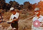 Image of Construction of Officer's Club at Alto Air Base Corsica France , 1944, second 3 stock footage video 65675051899