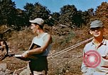 Image of Construction of Officer's Club at Alto Air Base Corsica France , 1944, second 5 stock footage video 65675051899