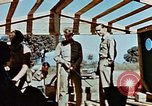 Image of Construction of Officer's Club at Alto Air Base Corsica France , 1944, second 17 stock footage video 65675051899