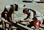 Image of Construction of Officer's Club at Alto Air Base Corsica France , 1944, second 18 stock footage video 65675051899