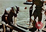Image of Construction of Officer's Club at Alto Air Base Corsica France , 1944, second 20 stock footage video 65675051899