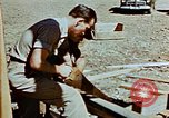 Image of Construction of Officer's Club at Alto Air Base Corsica France , 1944, second 25 stock footage video 65675051899