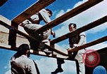 Image of Construction of Officer's Club at Alto Air Base Corsica France , 1944, second 34 stock footage video 65675051899