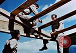 Image of Construction of Officer's Club at Alto Air Base Corsica France , 1944, second 35 stock footage video 65675051899